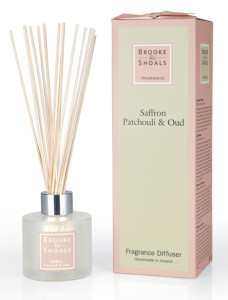 Brooke and Shoals Safran Patchouli Oud Raumduft
