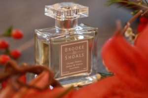 Brooke and Shoals Eau de Toilette Orange Flower Amber Vetiver